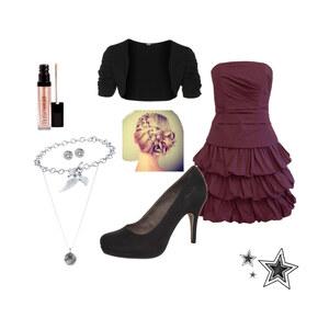 Outfit Prom Night von myri-kimmich97