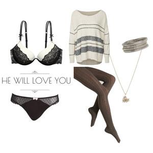 Outfit L♥ve von myri-kimmich97