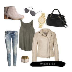 Outfit Übergangsoutfit - Wishlist! von Franzi Hullmann