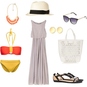 Outfit Ein Tag am Strand von julianeheinze