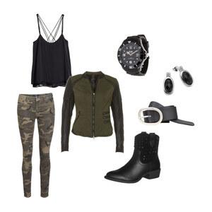 Outfit Cool von dreyer-annika