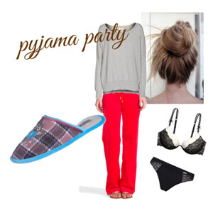 Outfit pyjama party von Ana