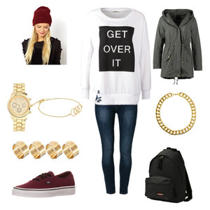 Outfit GET OVER IT! von lookfurther
