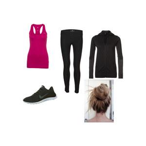 Outfit Sport von Banu Jessica