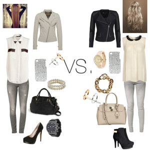 Outfit Party von Vanessa Obradovic