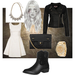Outfit Something like a modern Cowgirl von cvstyle