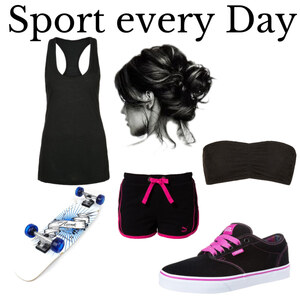 Outfit Sport von anja.smilyface