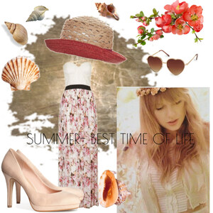 Outfit Summertime von Laura