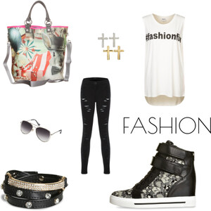 Outfit Shopaholic von Mia :D