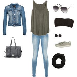 Outfit Schön und nicht teuer von nicolebonke3
