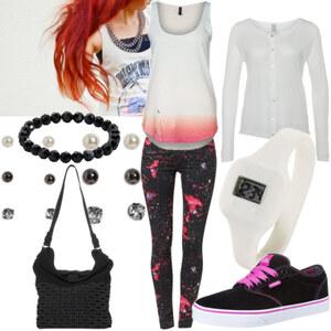 Outfit Galaxy <3 von Nisa