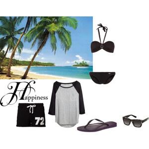 Outfit Sommer, Sonne, Sonnenschein von anja.smilyface