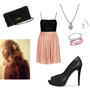 Outfit a partynight with friends von Chrissy Epp