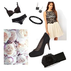 Outfit let´s go to a wedding ! von Len4ik08