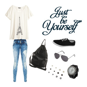 Outfit be yourself  von Len4ik08