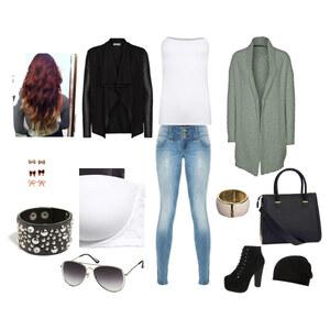Outfit hihi von Banu Jessica