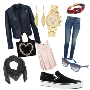 Outfit Schule  von Jeanine
