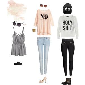Outfit yolo von luziebrix