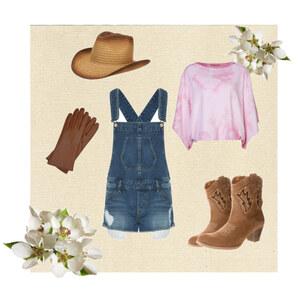 Outfit to ride bareback von Ana
