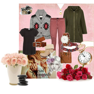 Outfit Leidenschaft zum Detail von Jessica Broers