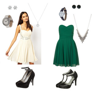 Outfit Ball gown vs. Ball gown von Ana
