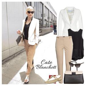 Outfit CATE BLANCHETT von Markéta