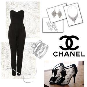 Outfit Chanel von A.N.N.A