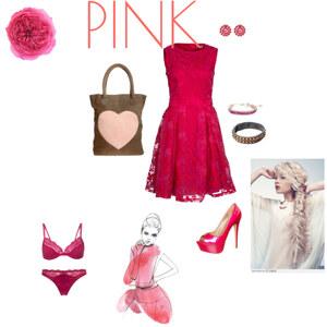 Outfit PINK von HD