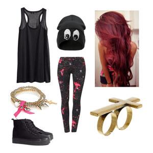 Outfit Swag O.o von Lisa Bunzel