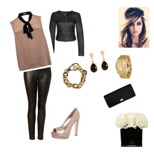 Outfit night in Paris von Jessica Dietterle