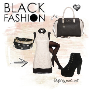 Outfit black is beautiful von sick World
