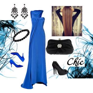 Outfit Am Abend von Alisa Lillifee
