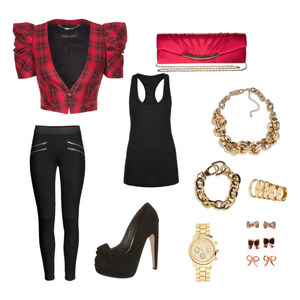 Outfit einfach so von Melli Vogt