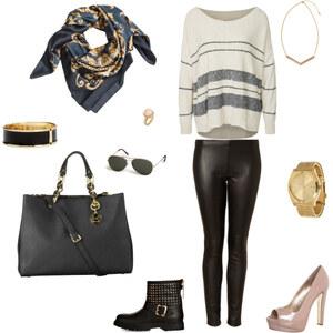 Outfit CityGirl von Claudi Mergine