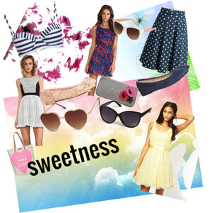 Outfit sweetness 2014 von Jeanine