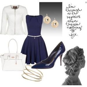 Outfit Marine blue von j.c.s.478