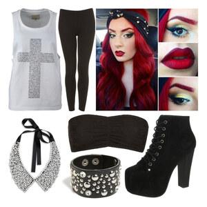 Outfit Rock von Lisa Bunzel