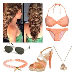Outfit beach von Lisa Bunzel