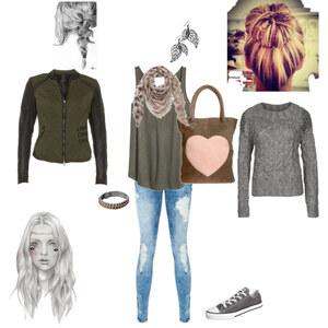 Outfit Cooler Look von HD