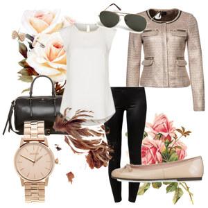 Outfit legerer ladylook von jessica.zitzer