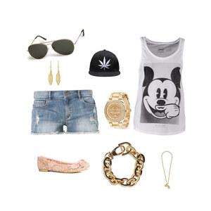 Outfit summertime von Gina Valentine