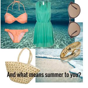 Outfit Sun von laridarling