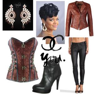 Outfit Mein Traum von A.N.N.A