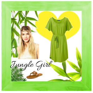 Outfit Jungle von anja.smilyface