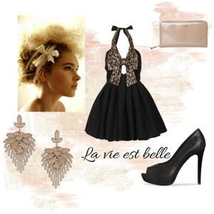 Outfit la vie est belle  von Laura