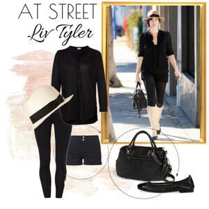 Outfit Liv Tyler von Markéta