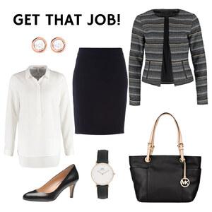 Outfit Job Interview von Nora