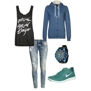 Outfit Everyday's Outfit von rebekka.muehlhaeuser