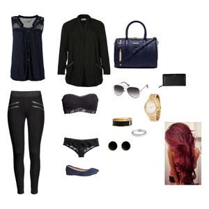 Outfit hiih von Banu Jessica