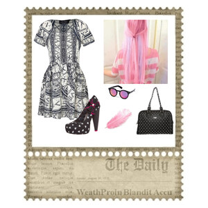Outfit Sommeroutfit von Magdalena Ahner